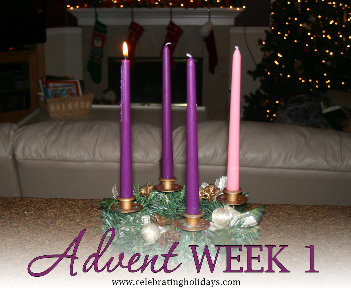 advent wreath traditions celebrating holidays. Black Bedroom Furniture Sets. Home Design Ideas