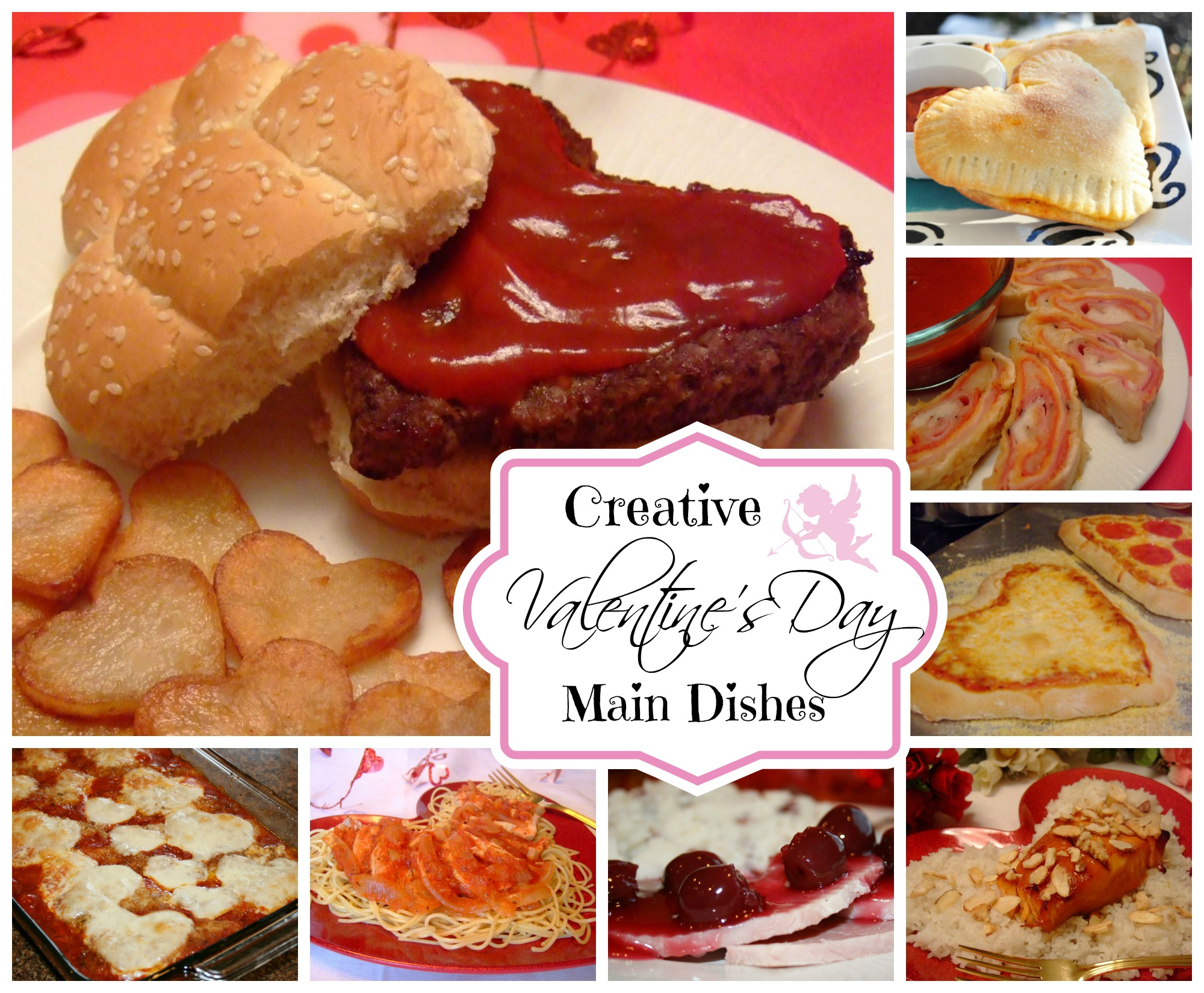 Valentine S Day Main Dishes