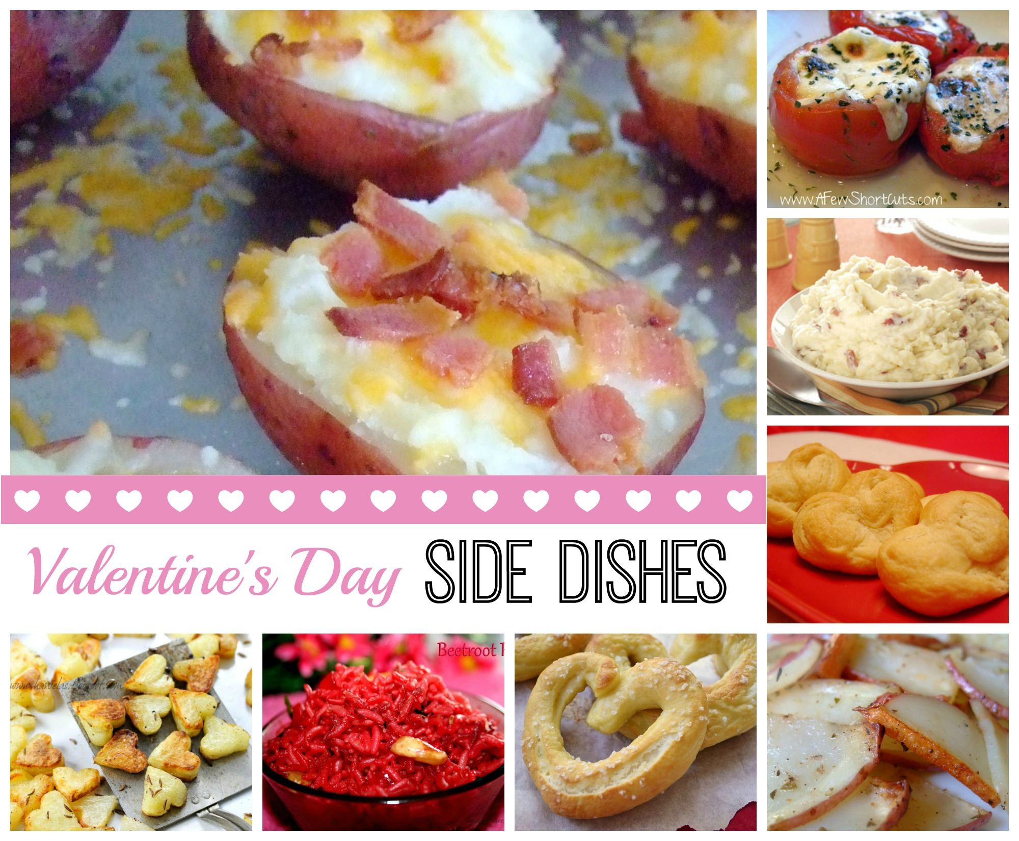 Valentine S Day Side Dishes