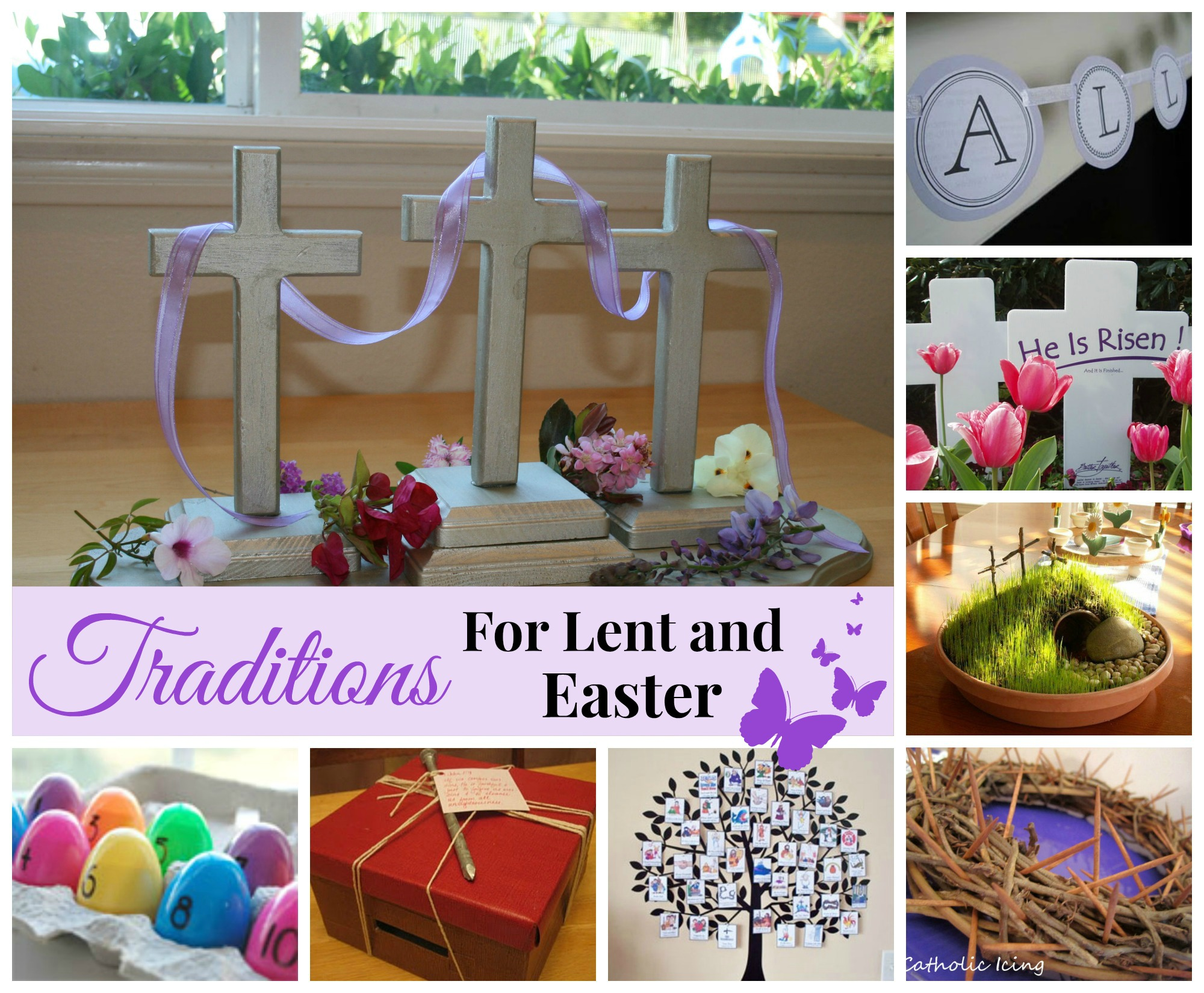 Lent and Easter Traditions | Celebrating Holidays