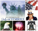 Symbols of July 4th