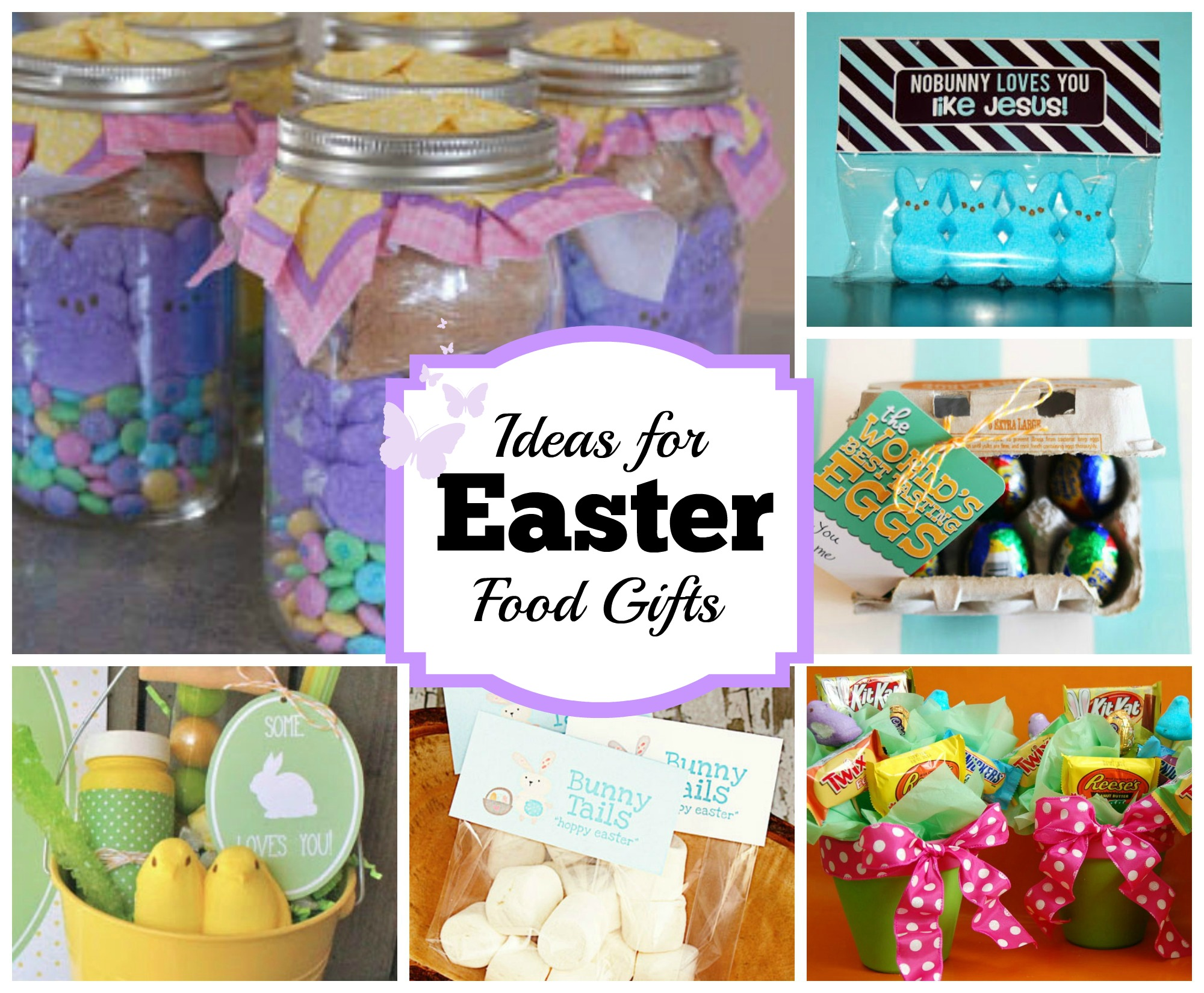 DIY Easter Food Gift Ideas Celebrating Holidays